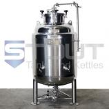 2 BBL Brite Tank (Jacketed)