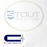 SP7LG (750) Lid Gasket for 7 Gallon & 12 Gallon Conical Fermenter