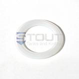 "Silicone Gasket | 4"" Tri Clamp (FDA)"