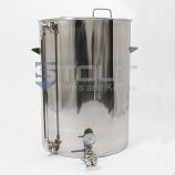 HL75TW-SG (397) 75 Gallon Hot Liquor Tank with Sight Glass