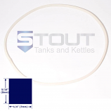 Lid Gasket (for 37 Gal, 2-BAR brite tanks)