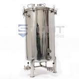 2 BBL Brite Tank (68 Gallon with Butterfly Valves)