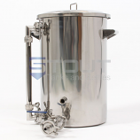 9 Gallon Hot Liquor Tank - with Sight Glass and Element Port (Electric)