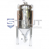 20 Gallon Conical Fermenter / Unitank (Jacketed)