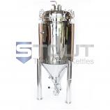 CF20TW-RA-JKT (226) 20 Gallon Jacketed Conical Fermenter