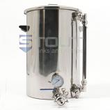 HL20TW-SG (364) 20 Gallon Hot Liquor Tank with Sight Glass