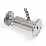 SPSV (1110) valve, sample 1/4 Inch Hose Barb