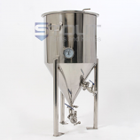 20 Gallon Conical Fermenter (Designed to fit in a freezer)