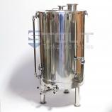 BK145TW-TI-SG-EL4-LS1 (71) 145 Gallon Brew Kettle for Electric Heating