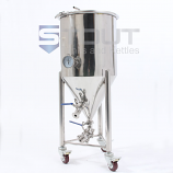 16 Gallon Conical Fermenter (with Wheels) - TOP SELLER!!