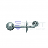 CIP Spray Ball, with 3in. TC Port x 1.5in. TC port (738)