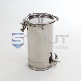 HB3PL-FB (337) 2.8 Gallon Hop Back with Pressure Lid