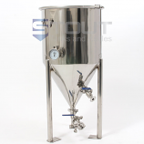 23 Gallon Conical Fermenter (Designed to Fit in a Freezer)